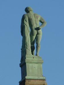 Herkules Rücken Kassel