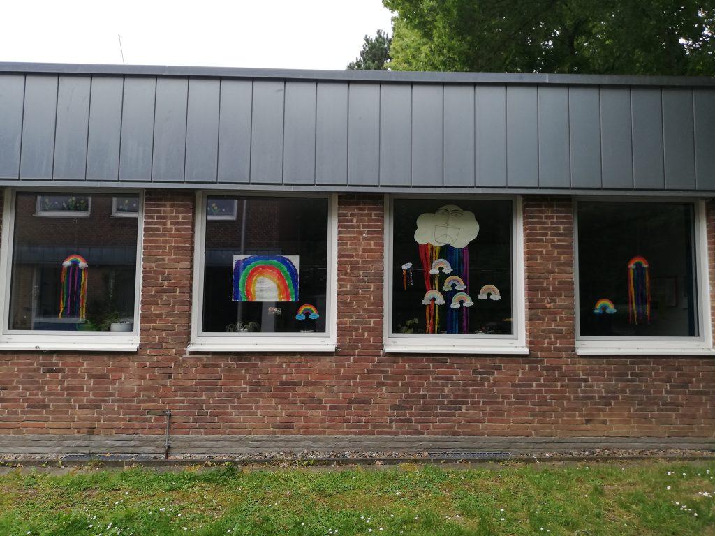 Regenbogenfenster